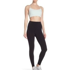 NWT Free People High Waisted Sculpt Leggings